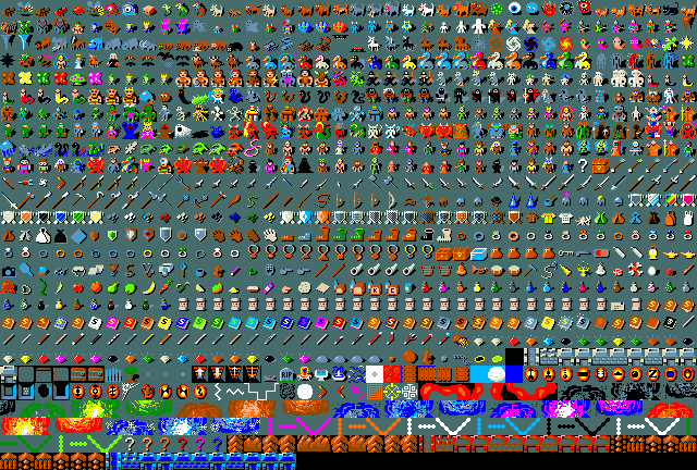 Tileset - NetHack Wiki