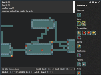 nethack vulture download