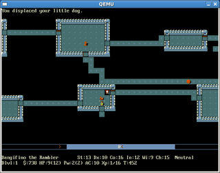 Graphical user interface - NetHack Wiki