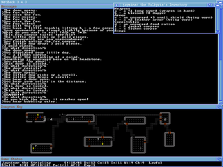 Nethack Windows 7